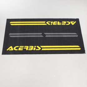 Acerbis Environmental Mat Black-Yellow