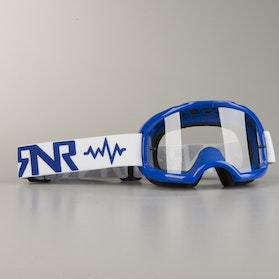 Rip 'n' Roll Colossus MX Goggles Blue
