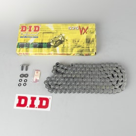 Łańcuch D.I.D 525VX X-Ring Nity