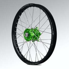 Přední Kolo Talon Zelené-Černé