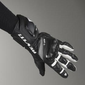 Rękawice Revit Spitfire Czarno-Białe
