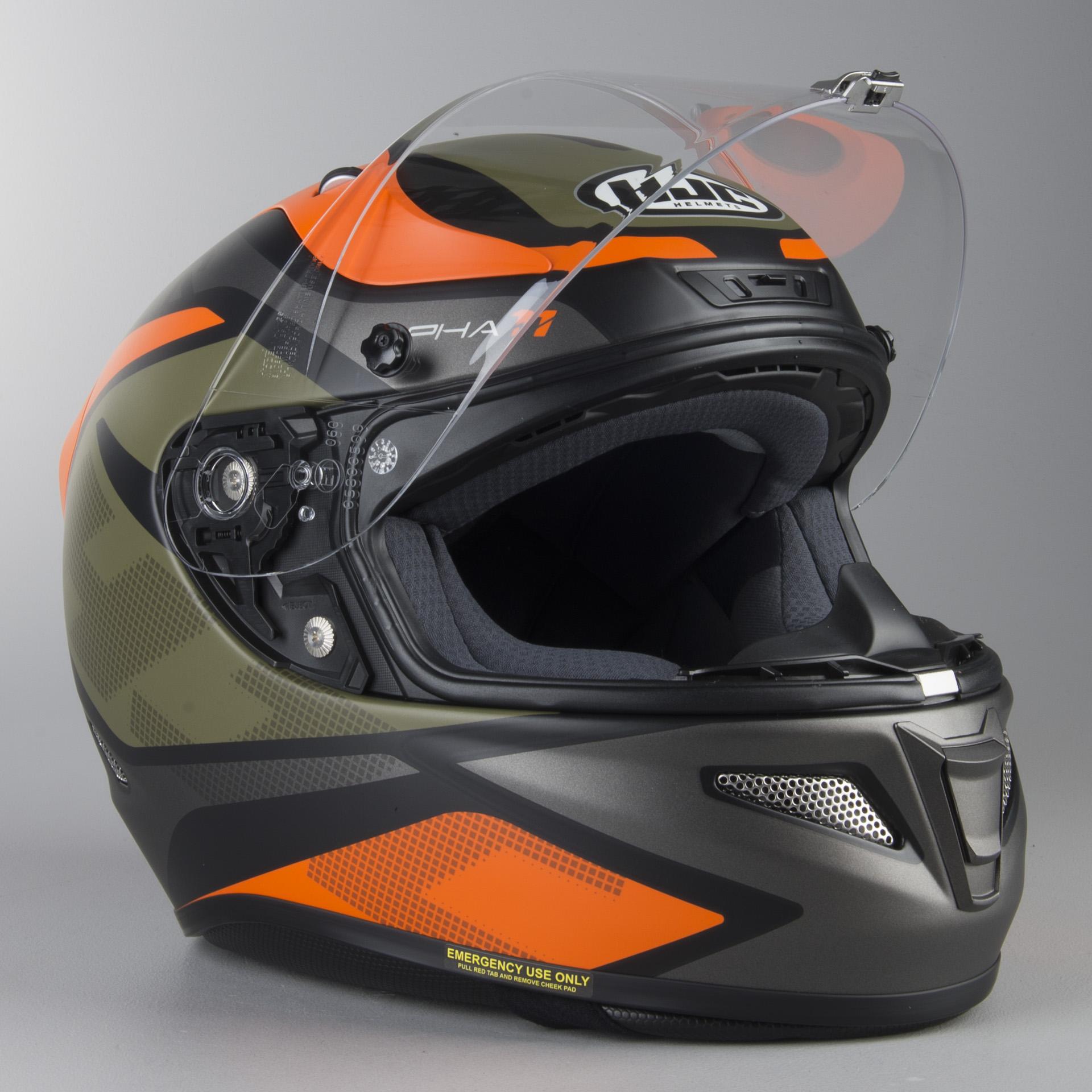 ACE OF SPADES Motorbike Helmet Sticker Car Decal 100mm x 120mm Black