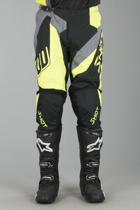 Shot Devo Alert MX-Trousers Neon Yellow