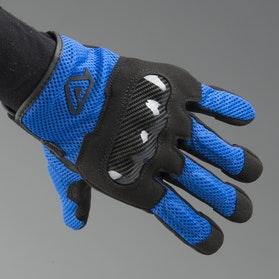 Rękawice Acerbis Ramsey My Vented Niebieskie