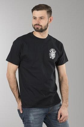 T-Shirt Lucky 13 The Wiz Czarny