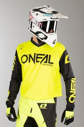 O'Neal Threat Rizer MX Shirt Neon Yellow