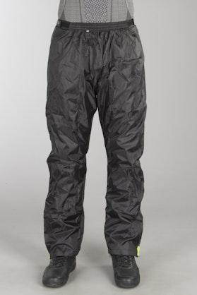 Kalhoty Rain Zipper Garibaldi Černé