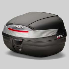 Shad SH37 Top Box Black