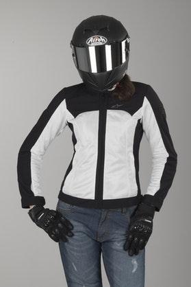 Alpinestars Eloise Air Women's Jacket Black-Light Grey