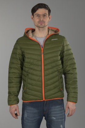 Acerbis Yves Jacket Green-Brown