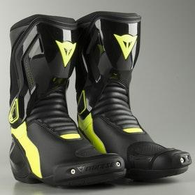 Boty Dainese Nexus Černé-Žluté