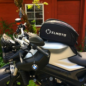 XLmoto Tank Bag