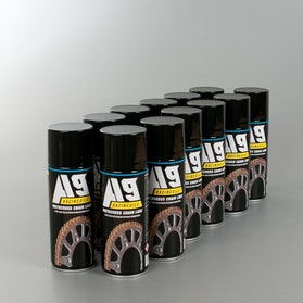 A9 Motocross Kædespray 12-pak (12 x 400ml)