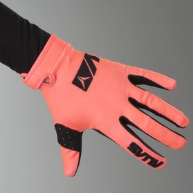 Alias AKA Lite Gloves Neon Red