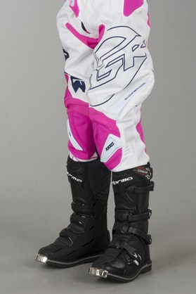 MSR Youth M17 Axxis Pants White-Blue-Pink
