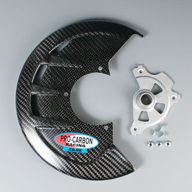 Front Brake Disc Guard