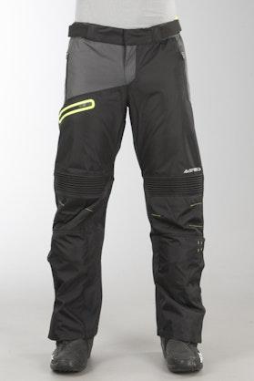 Spodnie Enduro Acerbis One Baggy Czarne-Żółte