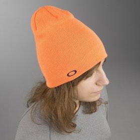 Oakley Fine Knit Hat Neon-Orange