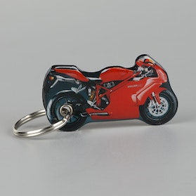 One Design Ducati 999 Keyring