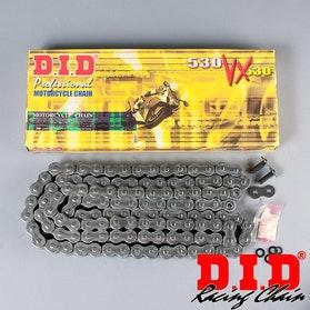 Kæde D.I.D 530 VX X-ring