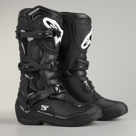 Buty Cross Alpinestars Tech 3 Czarne