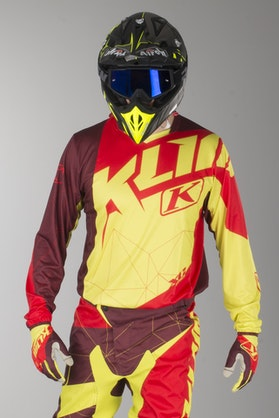 Klim XC Enduro Jersey Red