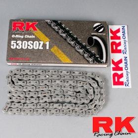 Łańcuch RK 530 SO Z1 O-ring