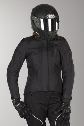 IXS Ladies Alana Evo Jacket Black