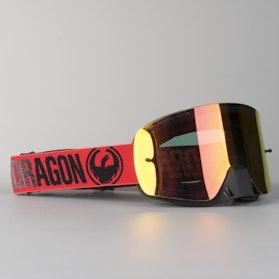 Gogle Cross Dragon NFXs Break Czerwone