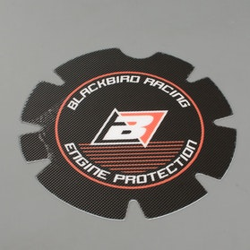 Clutch Cover Protective Decals