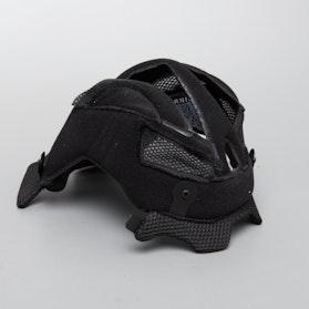 Fox V1 Youth Helmet Padding Black