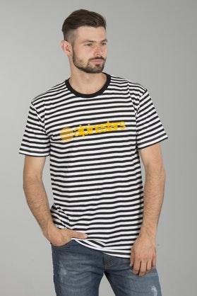 Alpinestars Studio t-shirt, sort/hvid