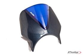 """Owiewka Puig Vision Carbon Niebieska 8"""""""