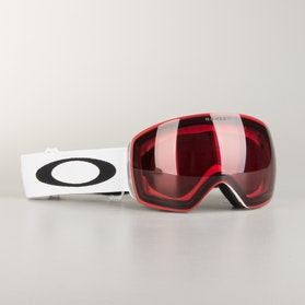 Gogle Cross Oakley Flight Deck Matowo-Białe
