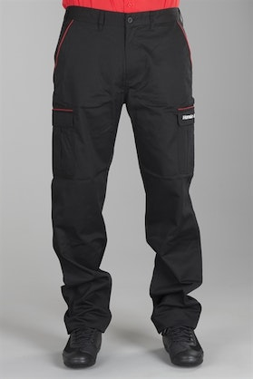 Honda Racing Mechanic Trousers Black