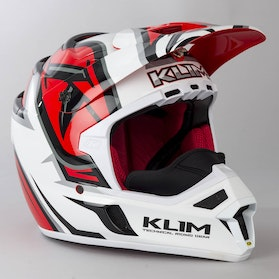 Kask cross Klim F4 ECE Radar