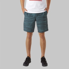 Fox Speed Heather Volley Board Shorts Aqua
