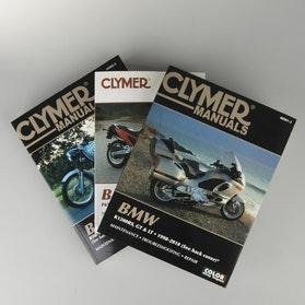 Manuál Clymer BMW