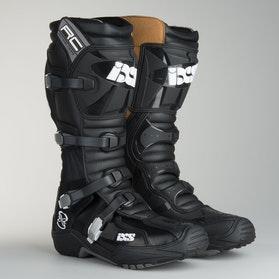 IXS XP-RC EVO Motocross Boot Black