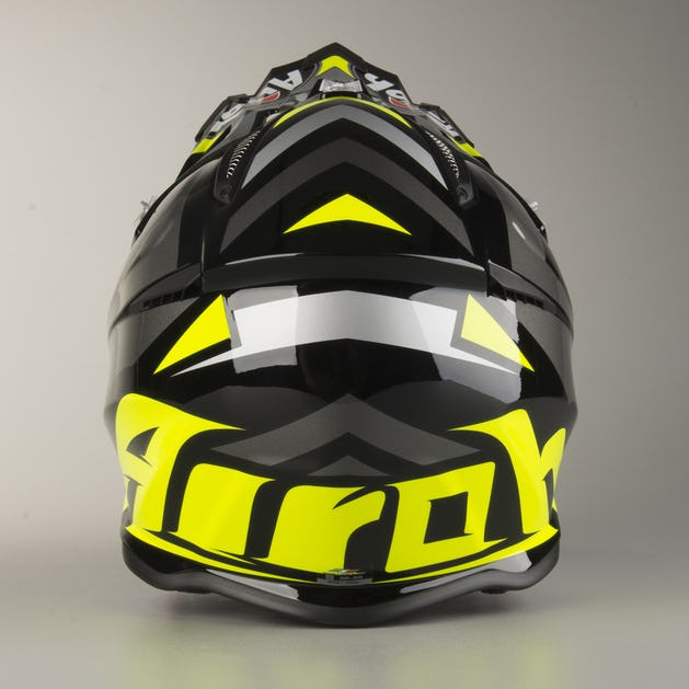 Airoh Aviator 2.2 Warning Yellow Gloss