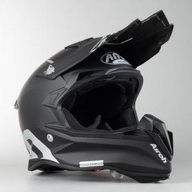 Airoh Terminator Open Vision MX Helmet Matte Black