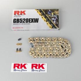 Łańcuch RK GB520EXW XW-Ring Nity