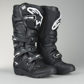 Alpinestars TECH 7 ENDURO Motocross Boots Black