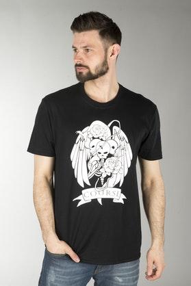 Course Hush T-Shirt Black