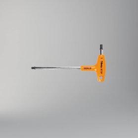 Klucze trzpieniowe kątowe z końcówką kulistą, z rękojeścią Beta Tools