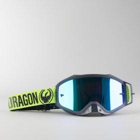 Gogle Cross Dragon MXV Plus Break Zielone