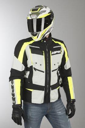 Spidi 4Season Jacket Yellow Fluo