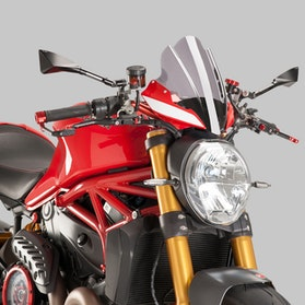Owiewka Puig Touring Ducati Przydymiona