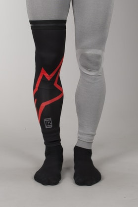 Alpinestars Fluid Sleeve Black-Red