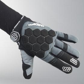 On Board Mx-3 Gloves Black-Grey